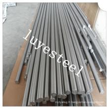 Ni80cr20 Barre ronde en acier inoxydable