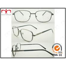 Nuevo marco óptico vendedor caliente del metal del capítulo de Eyewear (WFM501012)