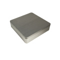 Square No Printing Metal Box Packaging Wholesale Tin Container