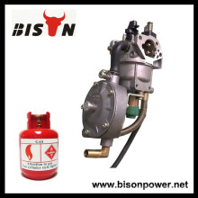 BISON (CHINA) kit de conversion de biogaz lpg pour générateur d'essence