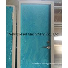 Puerta de protección contra incendios de acero para buque (CB3234-84) CB3234-84