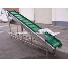 skirt belt elevator/food machine /food processing machine