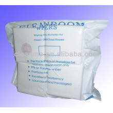 "4"" x 4"" Cleanroom Polyester Wiper (Hot Sell)"
