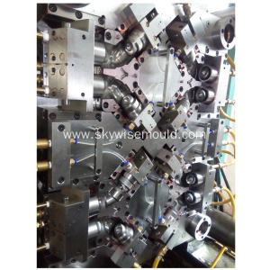 Water pipe plastic injection mold