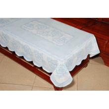 Toalha de Mesa Comprida em PVC (JFTB-309A-Blue)