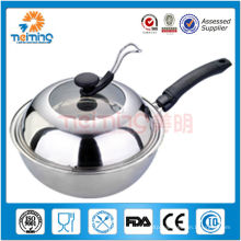 28cm Stainless steel non-stick German skillet/frying pan