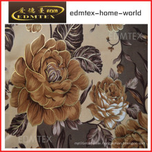 Curtain Fabric with Printed Styled-Cheap Price EDM0547