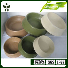 pet bowel eco-friendly bamboo bowel feeder