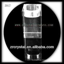Candelero cristalino popular Z017