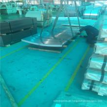 Heiß 60g / 80g / 125g Zn Beschichtung Galvanisierte Stahlspule