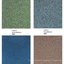 Approvisionnement de pierre de couleur pour la ligne de production de tuile enduite de tuile enduite