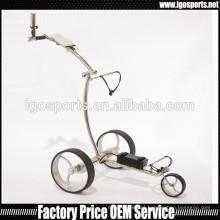 Novo carrinho de golfe de titânio