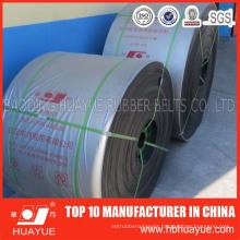 Corrosive Materials Acid Alkali Resistant Abrision Rubber Belt