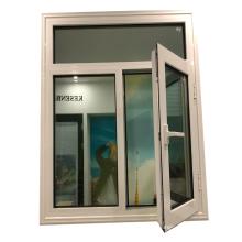 Modern house window design 6mm tinted glass names of aluminum profile windows size customized myanmar aluminium window