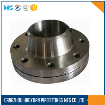 10 Years for Welding Neck Flange Class 150 Slip-On Flange supply to Brazil Suppliers