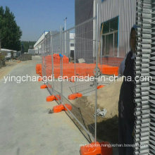 China Alibaba Hot Dipped Galvanized Australia Style Temporary Fence