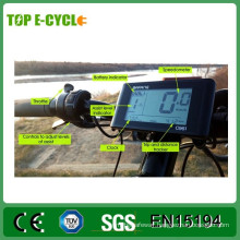 Top Manufacturer In China Electric Bicycle Bafang C961 LCD Display