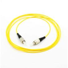Singlemode Simplex Cable De Fibra Optica with FC Connectors