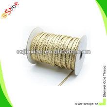 cordão de nylon trançado 3mm