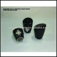 Belle oeuvre d'usine de sel et poivre en céramique pour BS12056D