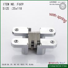 Регулируемый угловой шарнир Крестообразный шарнир F609