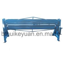 Máquina de plegado manual de acero de alta calidad