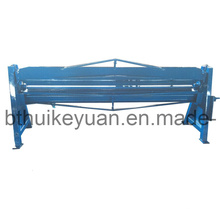 Máquina de dobra manual de aço de alta qualidade