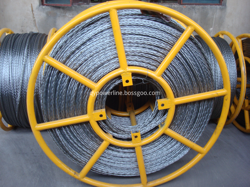High Strength Pilot Wire Rope