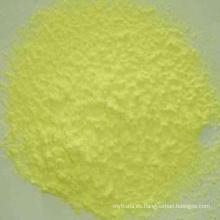 Proveedor de fabricación de aditivos químicos VULCANISING AGENT CAS NO.9035-99-8 (S) n INSOLUBLE SULPHUR