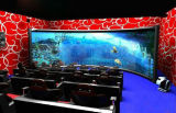 3d Movie Theater System , 4d 5d 6d 7d Xd Cinema Theatre With Windy / Snow / Rain Simulator