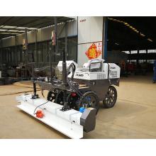 Machine de chape concrète de laser d'entraînement de moteur hydraulique à six roues à vendre FJZP-200