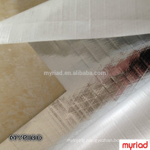 kraft paper vapor barrier,PP-SCRIM-KRAFT FACING, aluminum thermal reflective foil insulation