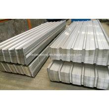 Fabrication de tôle d'acier galvanisée par Gi pour la toiture