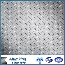 Diamond Checkered Aluminum/Aluminium Sheet/Plate/Panel 3003/3105