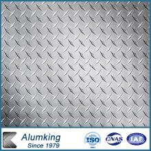 Diamond Checkered alumínio / folha de alumínio / placa / painel 3003/3105