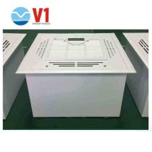Low temperature plasma sterilizer industrial air purifier