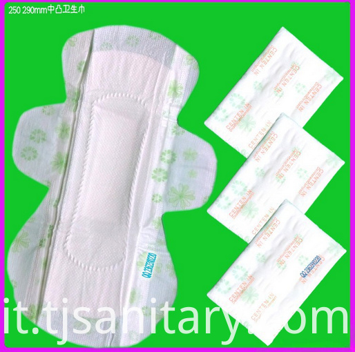 pink color sanitary pad