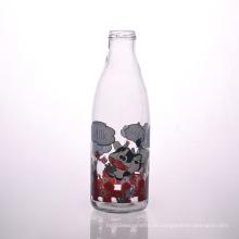 Aufkleber Druck Milchflasche Fabriken