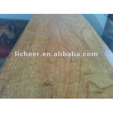 Laminate Floor Registered Handscraped Surface