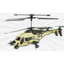 JXD 338 helicóptero de control de radio de 3 canales de Sky Wolf