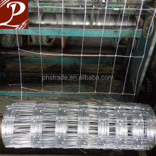 Galvanized electric field fence for cattle sheep deer horse chicken