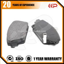 Brake Pad Set for ALMERA TINO P12 41060-4U125