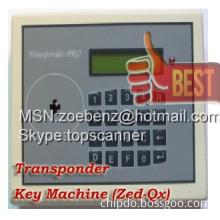 Transponder Vehicle Key Machine Free Shipping by DHL + 1 Year Free Warranty