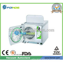 dental autoclave with printer