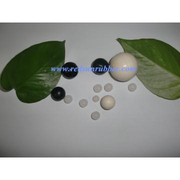 Boule de silicium solide claire de 3 mm
