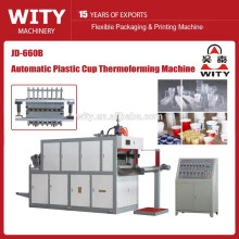 PP material Disposable Plastic Cup thermoforming Machine