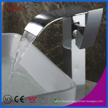 Fyeer Factory Price Brass Bathroom Faucet (Q3026H)