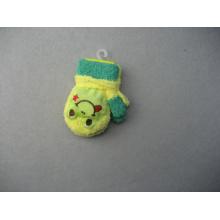 Gant acrylique de doublure de 10g de carton de bébé