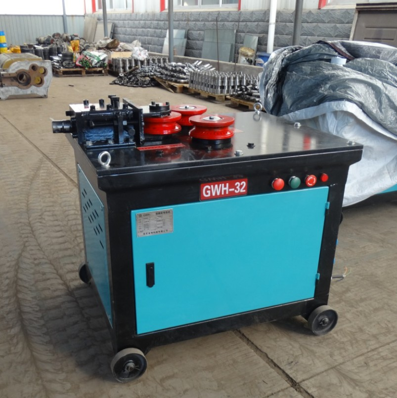 GWH32 40 Rebar Arc Bending Machine till salu