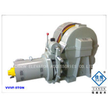YJF310VVVF Getriebemotor Freight Elevator Maschine
